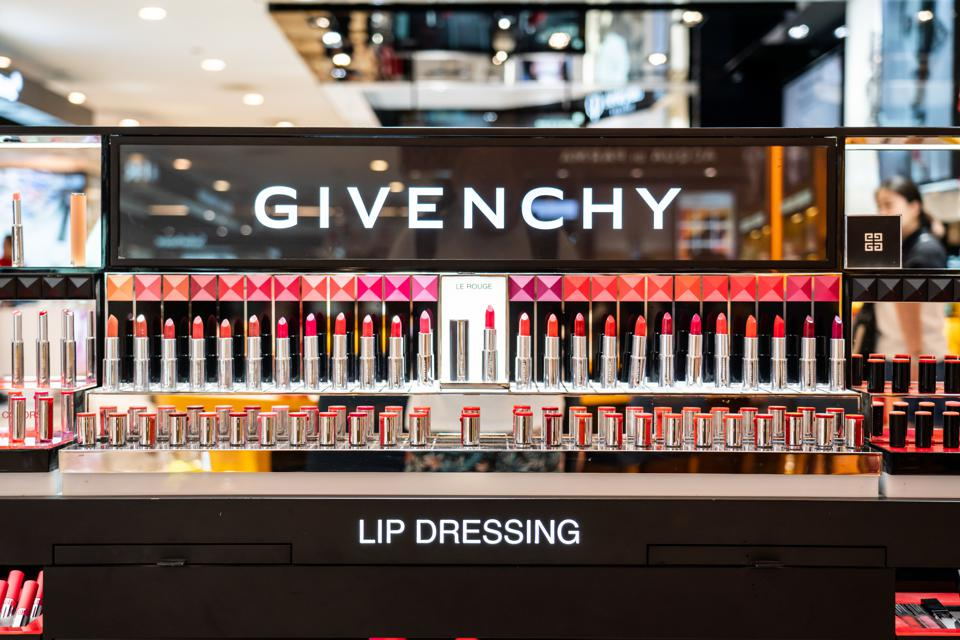 givenchi lip dressing